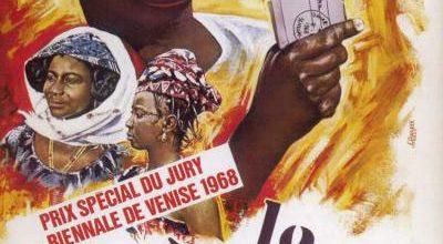 12/10/2020 – Evènement : SEMBENE A TRAVERS L'AFRIQUE 2020