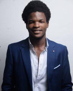 HENOC KIYOMB  – nouveau visage du Cinéma Congolais