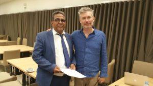 BABE MINE - Acteur International Espoir du Cinéma de la Mauritanie