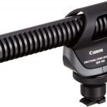 Canon DM-100 Micro directionnel HF