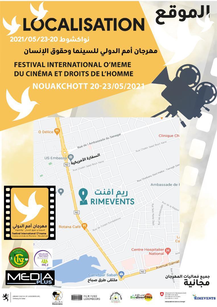 Première Edition du festival International O'MEME à Nouakchott