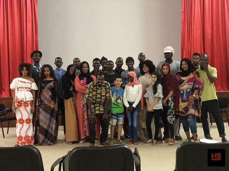 Lancement session de Formation en Acteur Cinéma à Nouakchott