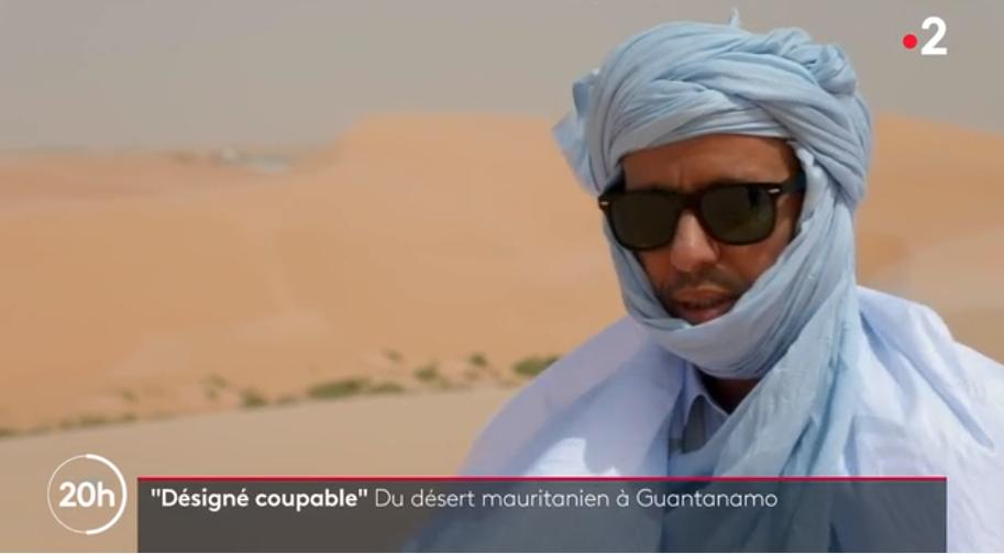 """""""Désigné coupable"""" : Mohamedou Ould Slahi, du désert mauritanien à Guantanamo"""